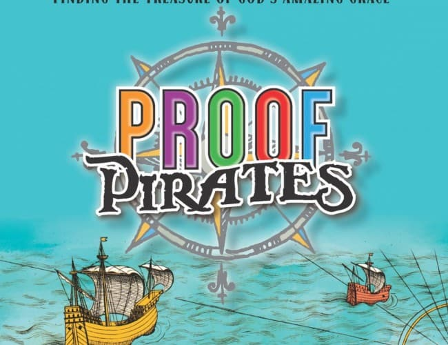 Family Ministry: PROOF Pirates Book and Vacation Bib…