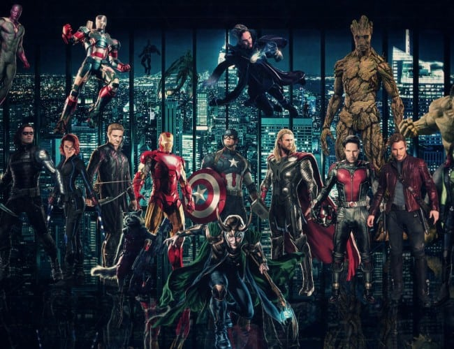 Culture: The Marvel Cinematic Universe and the Metan…
